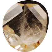 昇仙峡の名産水晶