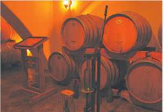 ワイン製造の歴史的な資料展示