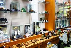 昇仙峡で培われた文化<br /> 宝石研磨と彫刻技術